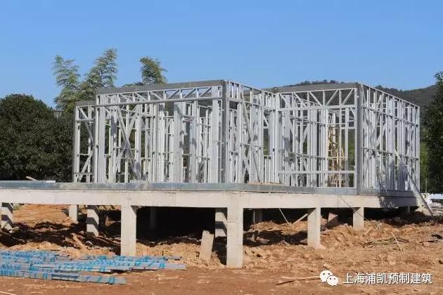 装配式钢结构系列之-度假酒店