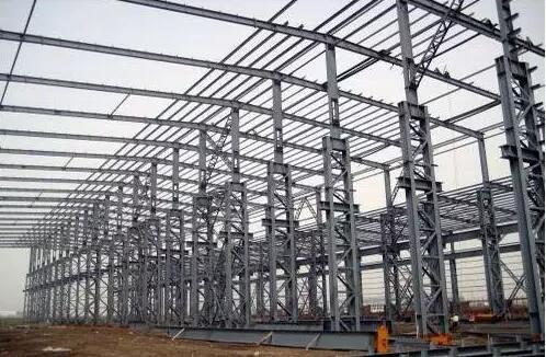 钢结构专项施工方案(通用)
