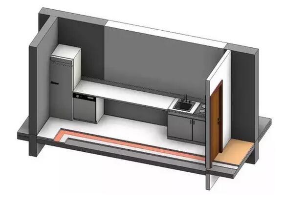 > 装配式钢结构+bim技术在高层住宅建筑中应用的案例  在方案设计阶段