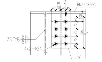 首页 专栏 装配式钢结构,木结构 > 【钢结构·技术】钢结构节点连接板