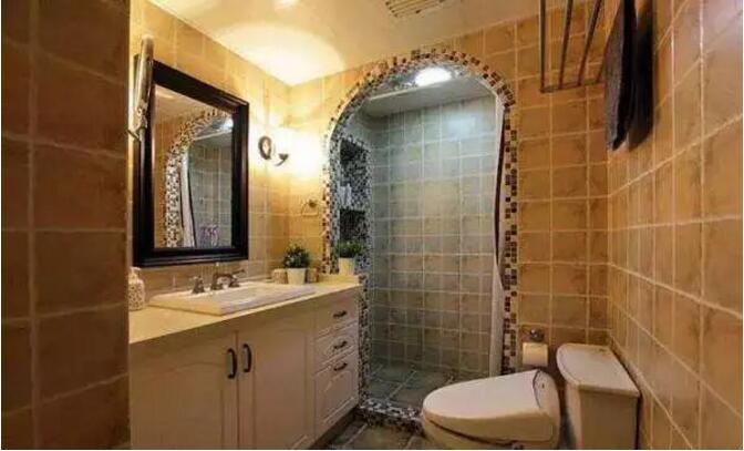 卫生间装修案例精选,个个都是精品