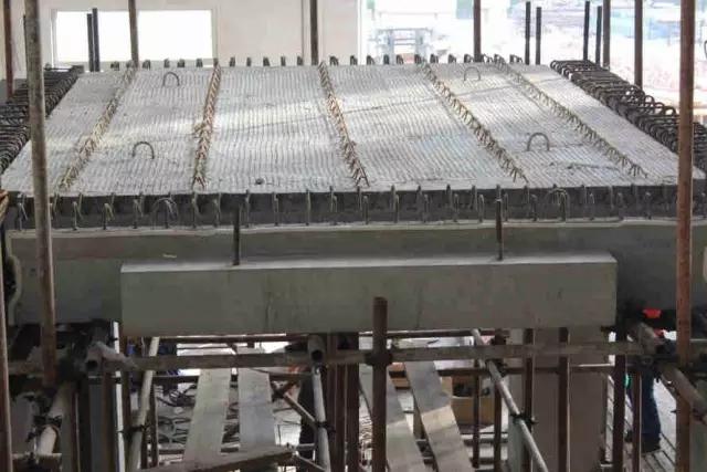 建研科技股份有限公司完成装配整体式混凝土框架结构足尺试验全部工作