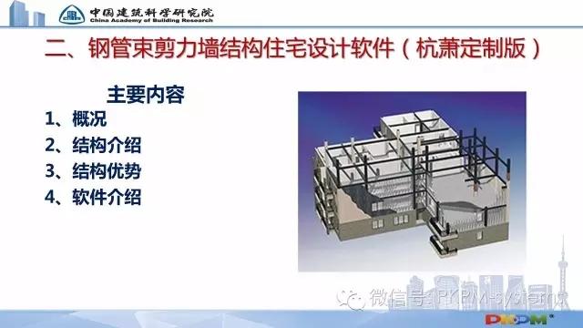 装配式钢结构住宅设计与软件应用