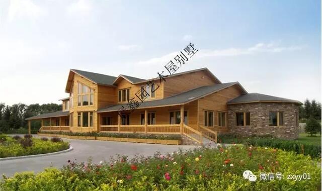 首页 专栏 装配式钢结构,木结构 > 木结构别墅常用工程木