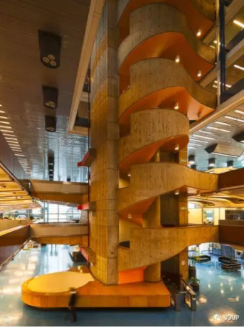 从基础到屋顶:sketchup木结构施工模型设计教室