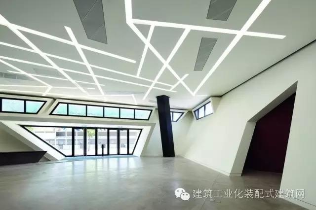 模块化设计典范——香港城市大学邵逸夫创意媒体中心