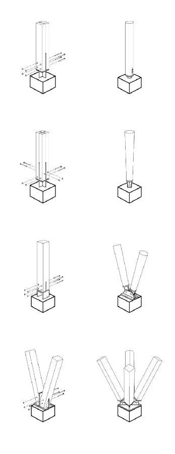 1,结构体系 住宅产业化民间智库qq群:147874495 工业化建筑设计师