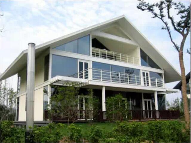 轻钢结构住宅体系对业主具有以下好处