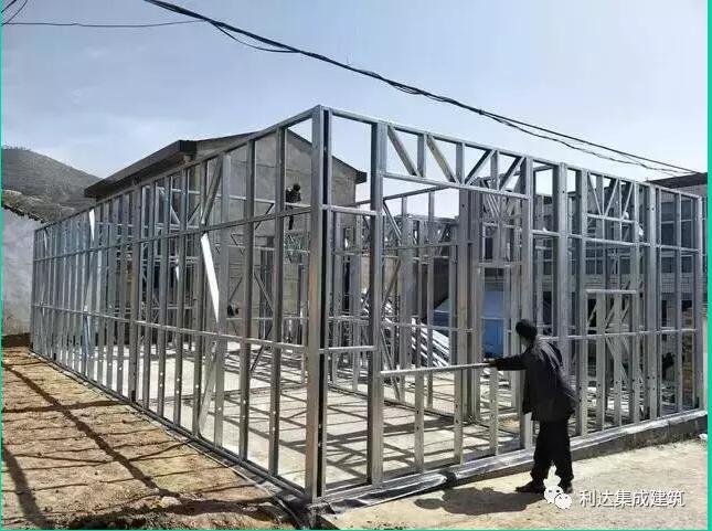 新农村越来越流行轻钢自建房?好房子不纠结!
