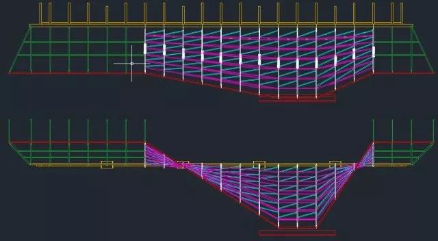 首页 专栏 装配式钢结构,木结构 > 横琴保利中心大堂复杂几何结构的数