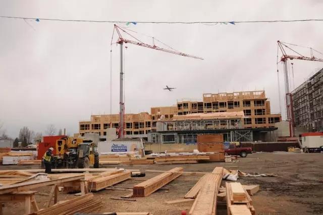 预制化木结构案例分析:remy六层公寓