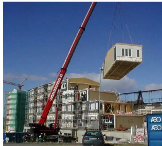 首页 专栏 装配式钢结构,木结构 > 欧洲装配式木结构建筑发展经验