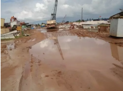 连绵雨季,钢结构工程该如何施工