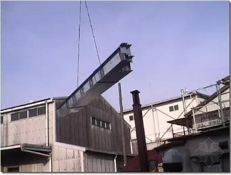 73张高清大图带你领略日本钢结构住宅建造全过程