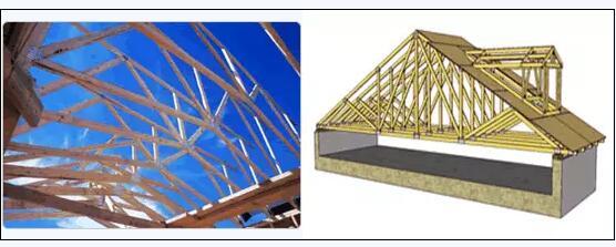 木结构房屋的主要结构知识 - 预制建筑网:装配式建筑