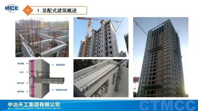 装配式建筑技术体系及应用