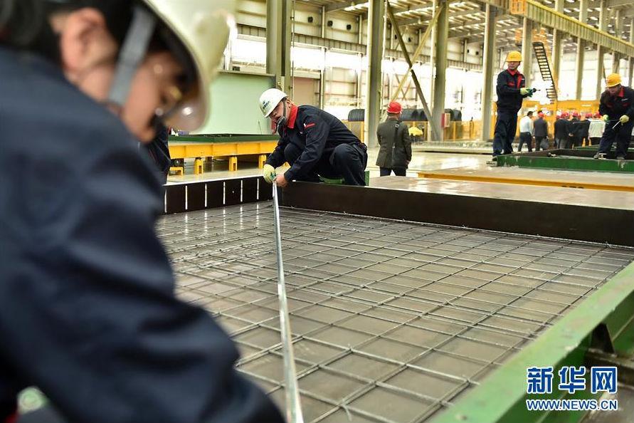 山西首家装配式建筑产业基地投产运营