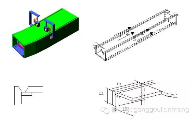 大型钢结构施工技术难点分析