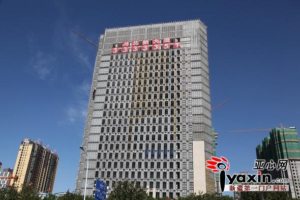 专注于绿色钢结构装配式建筑 争做行业 引领极 新疆北新建材工业集团