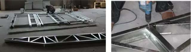 首页 专栏 装配式钢结构,木结构 > 图解轻钢装配式建筑(建议收藏)  七