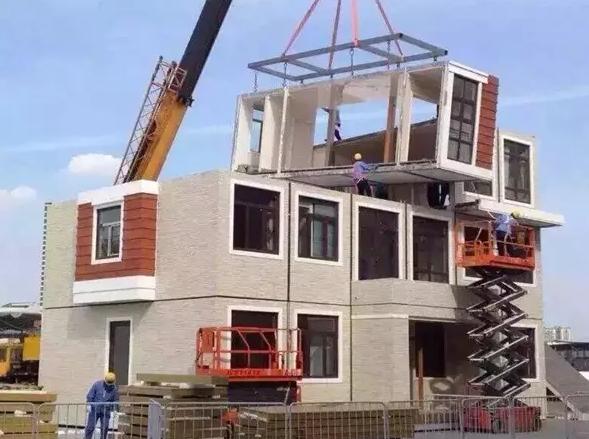 卓达钢结构住宅