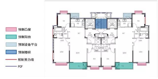 装配式混凝土居住建筑和公共建筑全过程设计实践
