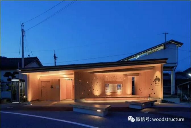 中国木结构公共建筑