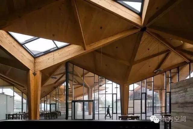华黎:木结构建筑的实践与思考 - 预制建筑网:装配式