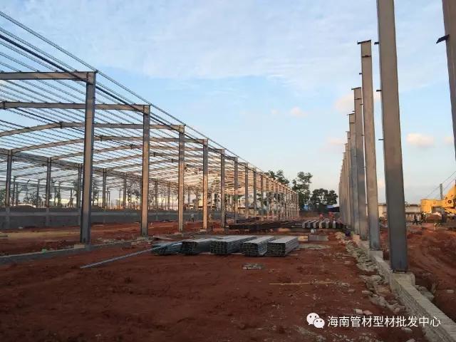 首页 专栏 装配式钢结构,木结构 > 钢结构工程展示  富盛通工程承建的