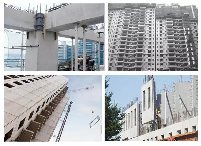 日本产业化建筑的结构主体整体式装配