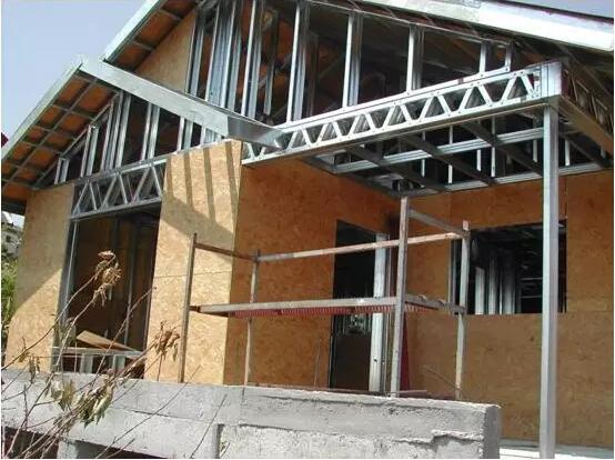 中国农村住宅现状问题与轻钢结构房屋在农村住宅市场的应用展望
