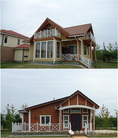 外墙金邦板围护安装 木结构建筑特性