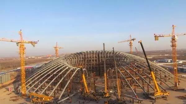 钢结构的现场安装技术要点