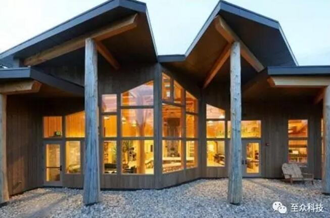 浅谈木结构别墅