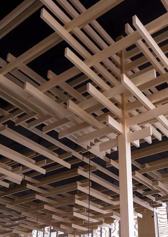 建筑细节 · 木结构
