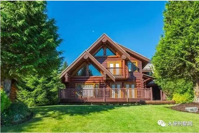 木屋别墅造价与设计需要考虑哪几方面相关因素图片