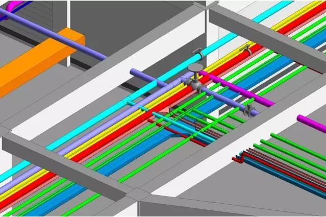 bim技术在预制装配式建筑设计中的应用----南通政务中心停车综合楼bim