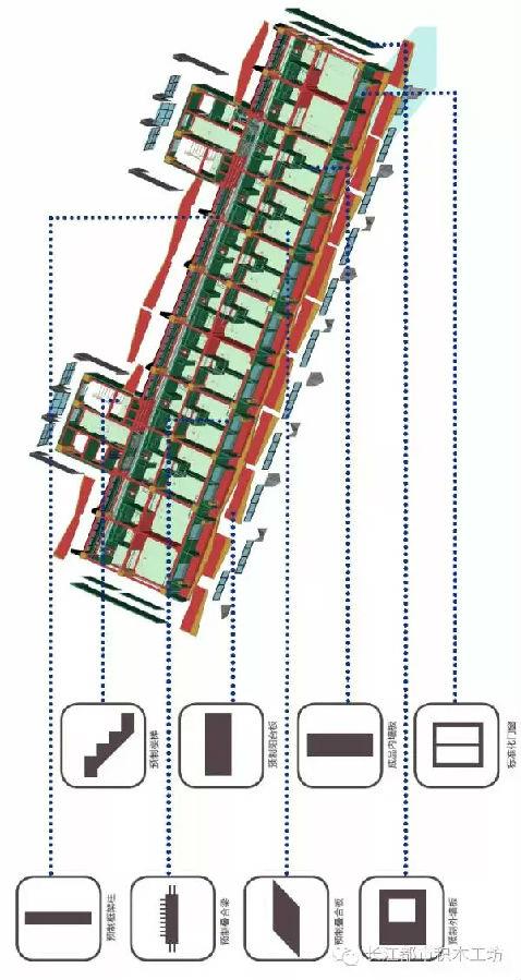 2,架空地板解决管线与隔声 卫生间通过降板架设架空地板,将户内的