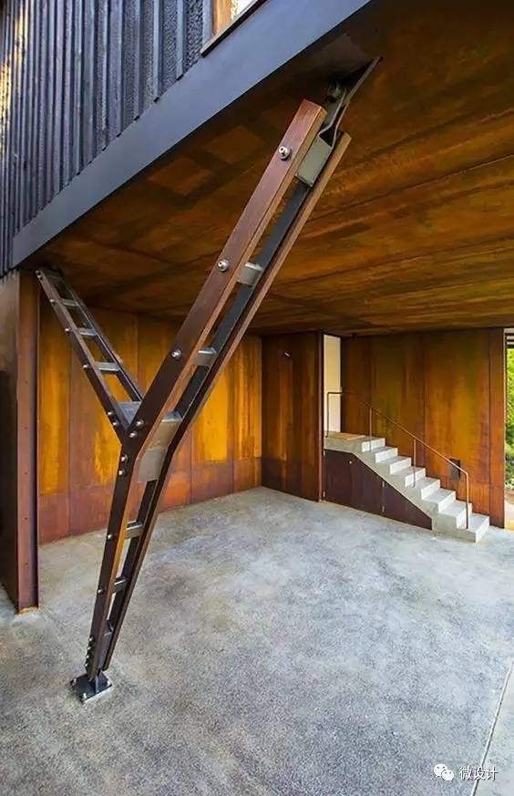 钢木结构的细部设计