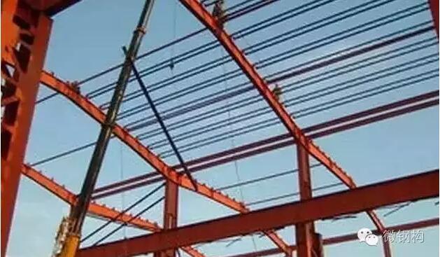 自学钢结构施工方案,方便