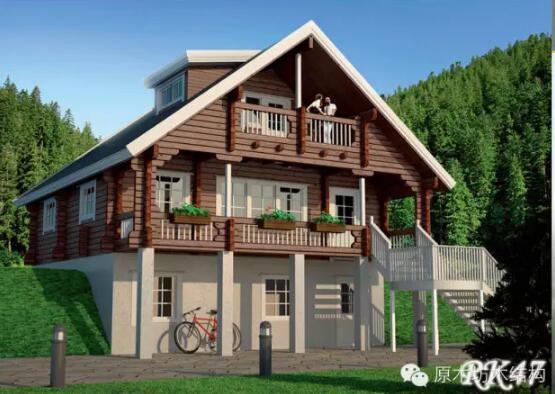 【知识】轻型木结构,重型木结构和原木结构的区别
