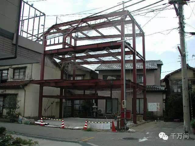 西欧和日本是这样建造钢结构住宅的