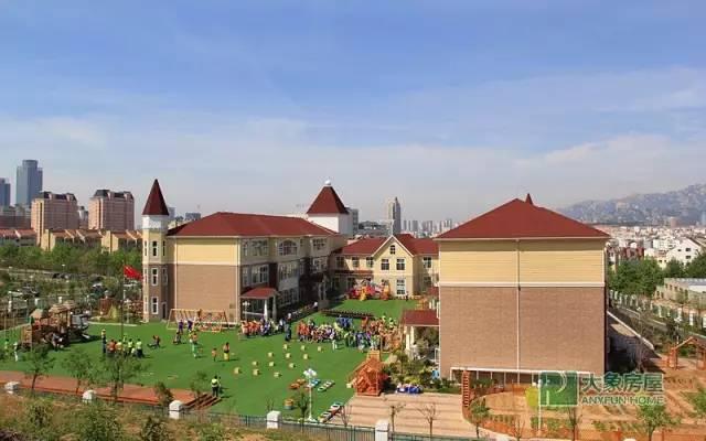 国内最大的装配式轻钢结构幼儿园建筑案例!