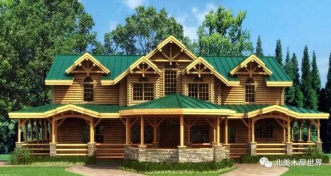 中国木结构产业