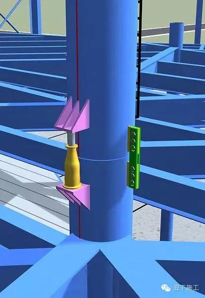 昆明第一高楼钢结构加工及安装