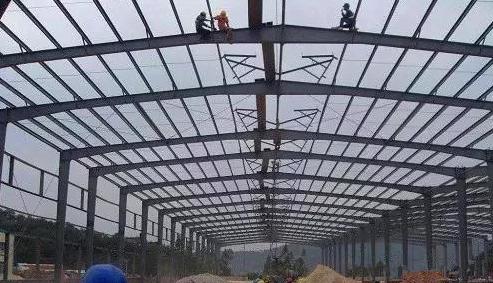 学习钢结构工程施工方案4大黄金步骤