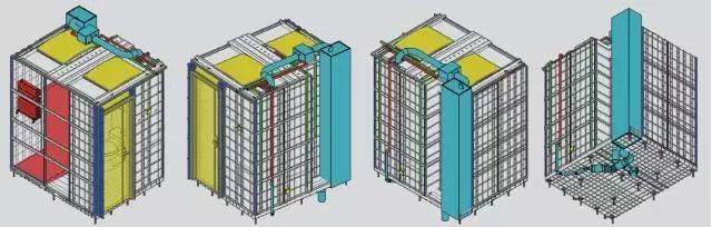 装配式建筑通过BIM方法进行技术集成,贯穿包括设计、生产、施工、装修和管理的建筑全生命周期,最终目的是整合建筑全产业链,实现建筑产业链全过程、全方位的信息化集成。 前言 装配式建筑是设计、生产、施工、装修和管理五位一体的体系化和集成化的建筑,而不是传统生产方式+装配化的建筑,用传统的设计、施工和管理模式进行装配化施工不是建筑工业化。 装配式建筑的核心是集成,BIM方法是集成的主线。这条主线串联起设计、生产、施工、装修和管理的全过程,服务于设计、建设、运维、拆除的全生命周期,可以数字化虚拟,信