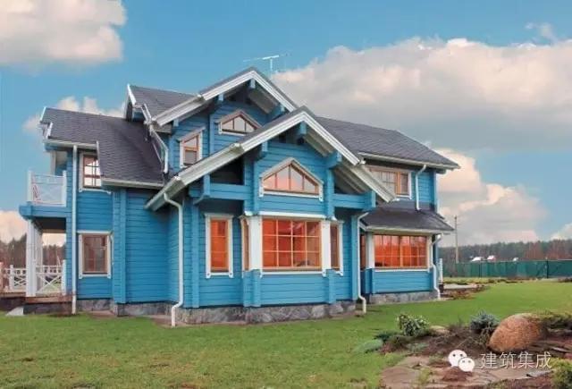 民居建筑中的木结构占了90%左右