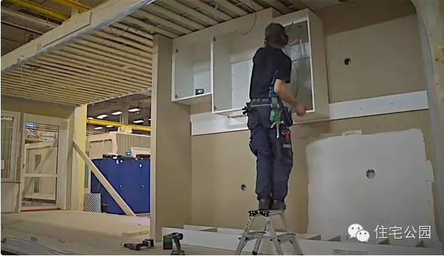 案例分享| 国外木结构装配式房屋实践