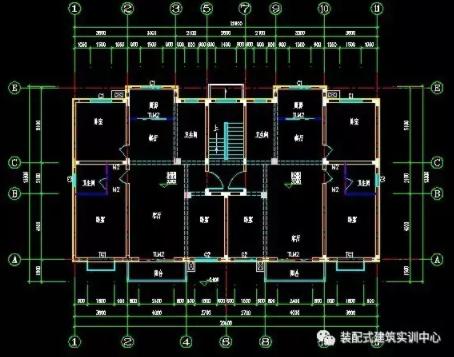装配式框架-剪力墙结构 ——混凝土建筑三大结构体系之一